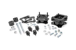 Rough Country 870 Leveling Kit 2 5 3 Front Kit For A 2007 2019 Toyota Tundra