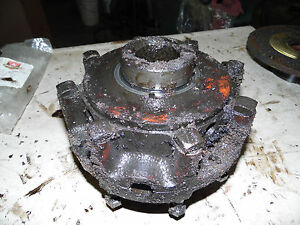 Farmall 400 Diesel Tractor Differential Housing