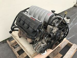 2008 Jeep Grand Cherokee Srt8 6 1l Hemi Complete Engine Motor Assembly Used 92k