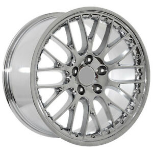 20 Inch Audi Q7 Replica Chrome Rims Wheels 135