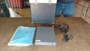 Tektronix Ntsc Tv Television Signal Generator Tsg 100 With Case