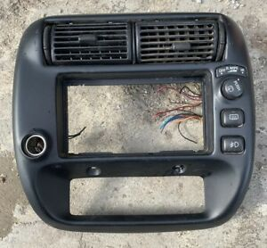 2wd Ranger Explorer 4x2 Radio Heater Switch Vents Dash Bezel Power Outlet 33