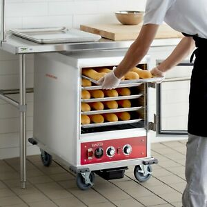 Half Size Insulated Nsf Heated Holding Proofing Cabinet With Clear Door
