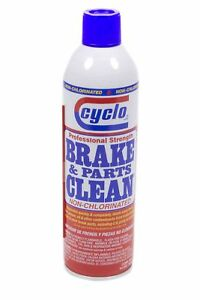 Cyclo Non Chlorinated Brake Cleaner 14 00 Oz Aerosol P N C111c