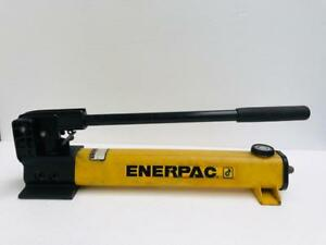 Enerpac P392 Hydraulic Hand Pump 2 Speed 700 Bar 10 000 Psi 1 free Shipping