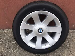 Bmw Style 175 18 Rim And Tire
