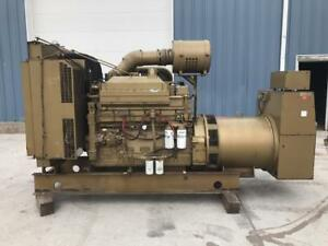 _450 Kw Kohler Generator Set 10 Wire 3 Phase Reconnectable 480 Volts