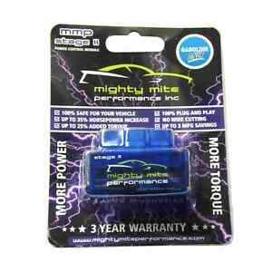 Mighty Mite Stageii Gas Chip For 2000 Jeep Wrangler Sahara Sport Utility 4 0l