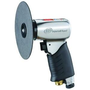 Ingersoll Disc Sanders Rand 317G Edge Series High Speed Air Sander Silver Home