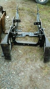 Woods Subframe For Bh90x Backhoes Case Farmall Ford New Holland Boomer