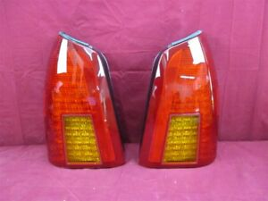 Nos Oem Cadillac Deville Tail Lamp Light 2000 2005 Pair Export