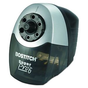 Bostitch 6 hole Extra Heavy Duty Classroom Commercial Electric Pencil Sharpener