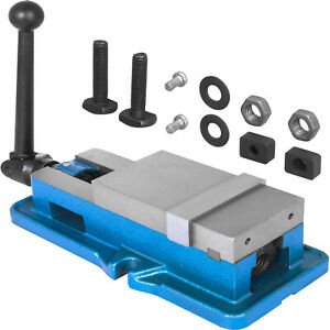 3 Accu Lock Vise Precision Milling Machine Bench Clamp Clamping Vice