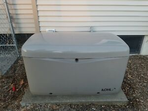 Kohler 14kw Standby Generator Dealer Owned Great Condition East Central Iowa