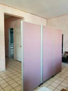 3 24 w X 64 h Privacy Panel Cubicle Office Partition Office Divider