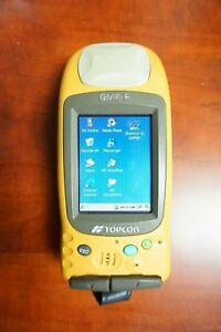 Topcon Gms 2 Data Collector With Topsurv All Modules Enabled