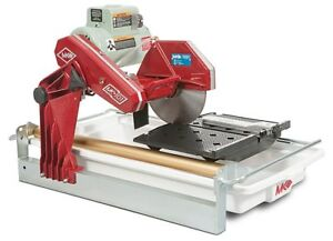 New Mk Diamond Mk 101 1 1 2 Hp 10 Wet Cutting Tile Saw