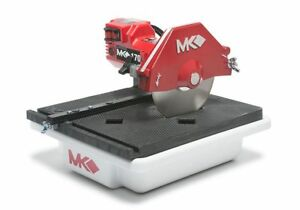 New Mk Diamond Mk 170 7 Wet Cutting Tile Saw