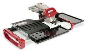 New Mk Diamond Mk tx 4 1 3 4 Hp 10 Wet Cutting Tile Saw