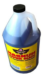 Four 1 Gallon Of Magnum Super Slick Tire Changer Lube Bead Lubrication Tube