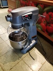 Hobart Legacy 20 Quart Hl200 Mixer includes Beater Whip Used Good Condition