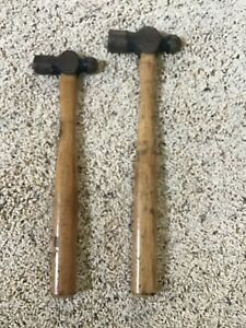 Snap On Tools Blue Point Ball Peen Hammer Set 2