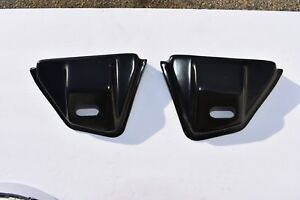 1957 Chevy Chevrolet Belair 210 150 All Models Front Bumper To Fender Brackets