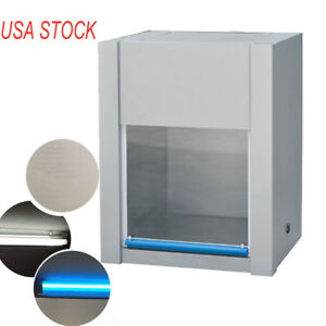 Vertical Ventilation Laminar Flow Hood Air Flow Clean Bench Workstation 200w