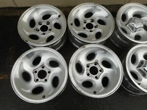 15 Ford Ranger Explorer Oem Factory Silver Alloy Wheels Rims 3186 84 00 4