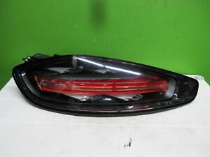 2017 2018 2019 Porsche Boxster Tail Light Led Left 718 Cayman Tail Lamp Lh Oem