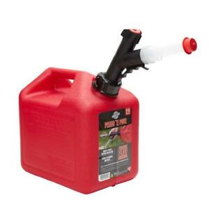 Garage Boss Press n Pour 2 Gallon Gas Can Red Gb320 Case Of 6