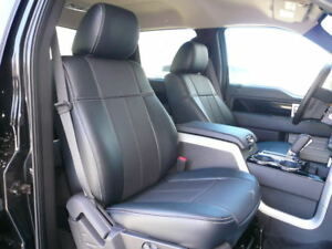 Clazzio Synthetic Leather Custom Seat Covers For 2015 Ford F150