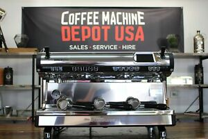 Nuova Simonelli Aurelia Wave Digit 2 Group Commercial Espresso Coffee Machine