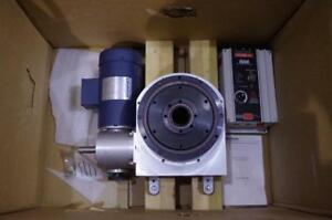 Stelron Rotary Indexing Table Control Rd 1 4p 270 lh l n Dc Motor Camco