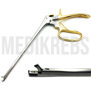 Kevorkian Pacific Biopsy Punch Forceps 11 28 Cm Gold Handle