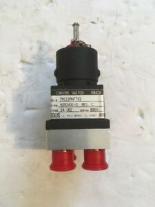 Logus Coaxial Switch Tmc12anf7x3 24 Vdc d22cell