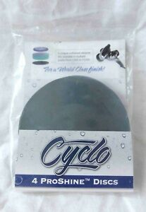 Cyclo Proshine Discs 4 Pack 72 706 6 000 Grade