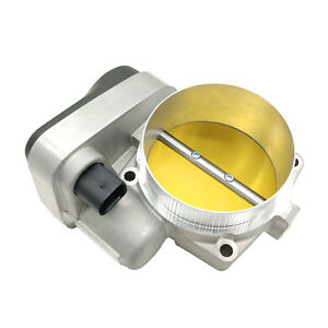 90mm Throttle Body For 2003 2012 Chrysler 300 Dodge Jeep Ram 1500 2500 3500 5 7l
