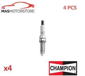 4x Oe205 Champion Engine Spark Plug Set Plugs P New Oe Replacement
