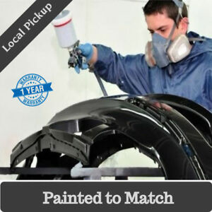 Fits Mazda 3 Hatchback 2007 2009 New Front Bumper Painted To Match Ma1000213