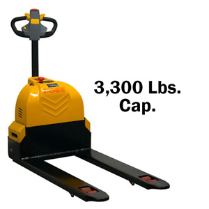 Electric Pallet Jack 3 300 Lbs Capacity
