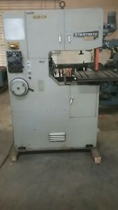 Startrite Vertical Bandsaw 24 Throat Model 314h