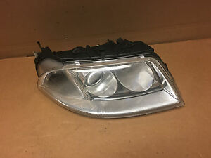 2001 2002 2003 2004 2005 Volkswagen Passat Right Halogen Headlight 3b0941016am