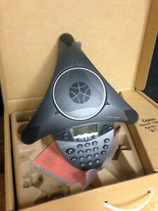 Polycom Ip6000 Voip Conference 2200 15600 025 New Phone New