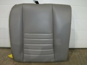 2004 Mustang 40th An Back Left Driver Rear Upper Seat Folding