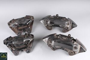 00 05 Mercedes W163 Ml55 Ml500 Amg Brembo Brake Calipers Front And Rear Set Oem