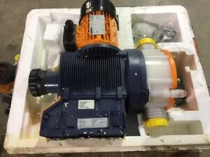 Chemical Metering Pump Prominent S3bah041030pvts120s000 S n 2012118766