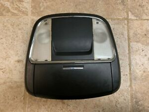 2011 2014 Dodge Charger Overhead Console no Sunroof