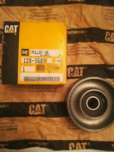 Genuine Cat Caterpillar As Id Belt Idler Pulley 3188117 318 8117 Factory Pully