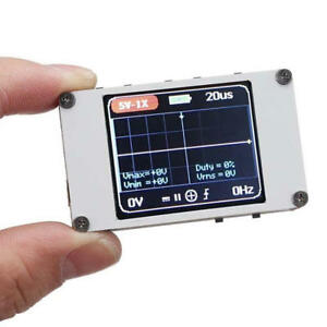 Daniu Dso188 Pocket Digital Ultra small Oscilloscope 1m Bandwidth 5m Sample Rate